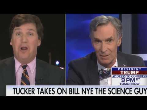 "Thumbnail: Bill Nye DESTROYS Climate Change Deniers - ""They Suffer Psychological DELUSION & Deny EVIDENCE"""