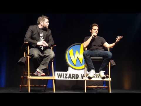 Sebastian Stan panel at Wizard World Sacramento