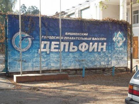 В Бишкеке после капремонта открылся бассейн «Дельфин»