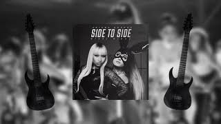 Ariana Grande feat. Nicki Minaj - Side To Side (Metal Cover)