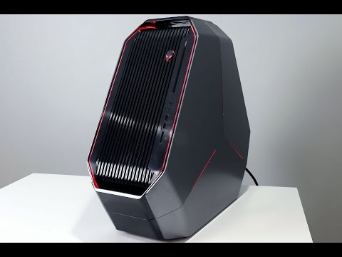 Alienware Area 51 (2015) Gaming Desktop PC Review - HotHardware