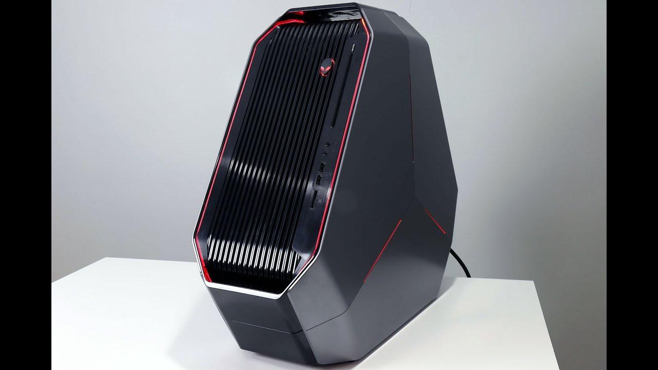 Alienware area 51 2015 gaming desktop pc review - Alien desktop ...