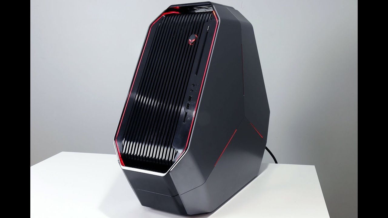 Alienware Area 51 (2015) Gaming Desktop PC Review