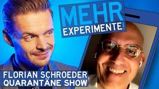 Die Corona-Quarantäne-Show vom 21.04.2021 mit Florian und Prof. Eckhard