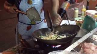 Pad Si Ew, The Best Tasting Thai Street Food Bangkok