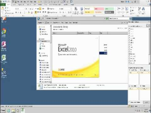 Extracting Data From Macola to Excel.mp4