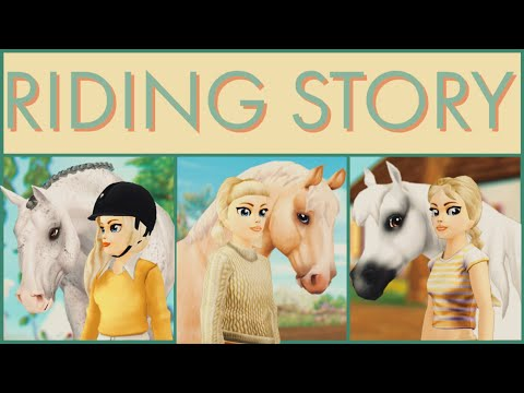 My Horse Riding Story || Star Stable Realistic Roleplay || AdelaideEventing