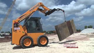 EDGE Boom Lift Helps Move Construction Materials and Concrete Forms to Trees and More! Thumbnail