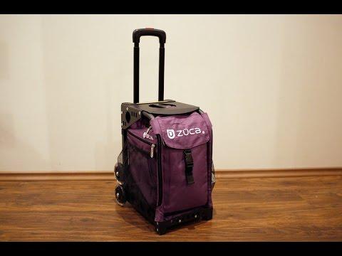 Что лежит в моей спортивной сумке Zuca/What's in my Zuca bag