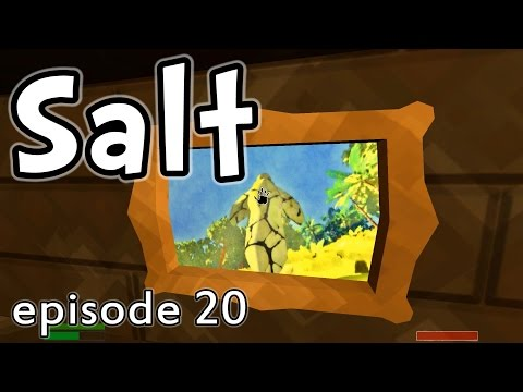 "Salt Gameplay | E20 ""Rare Flowers & Paintings! (1080p60)"