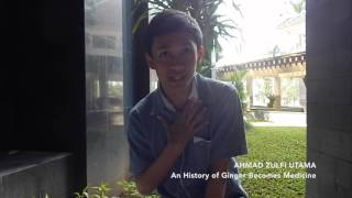 ENGCARNATION A History of Ginger Becomes Medicine   Ahmad Zulfi Utama   04   Brawijaya University