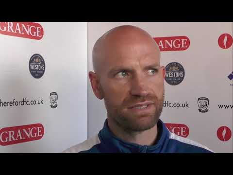 REACTION | Richards Talks Following Cup Exit