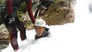 canyoning maple open 2014