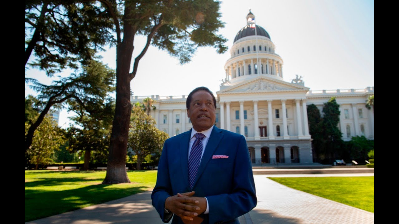 Larry Elder, South-Central 'sage,' clashes with Black L.A.