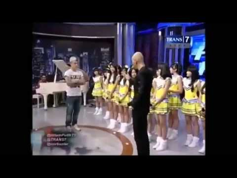 HD JKT48 Team KIII 1 2 3 4 Yoroshiku Live In At Hitam Putih Trans 7 27 Juni 2013