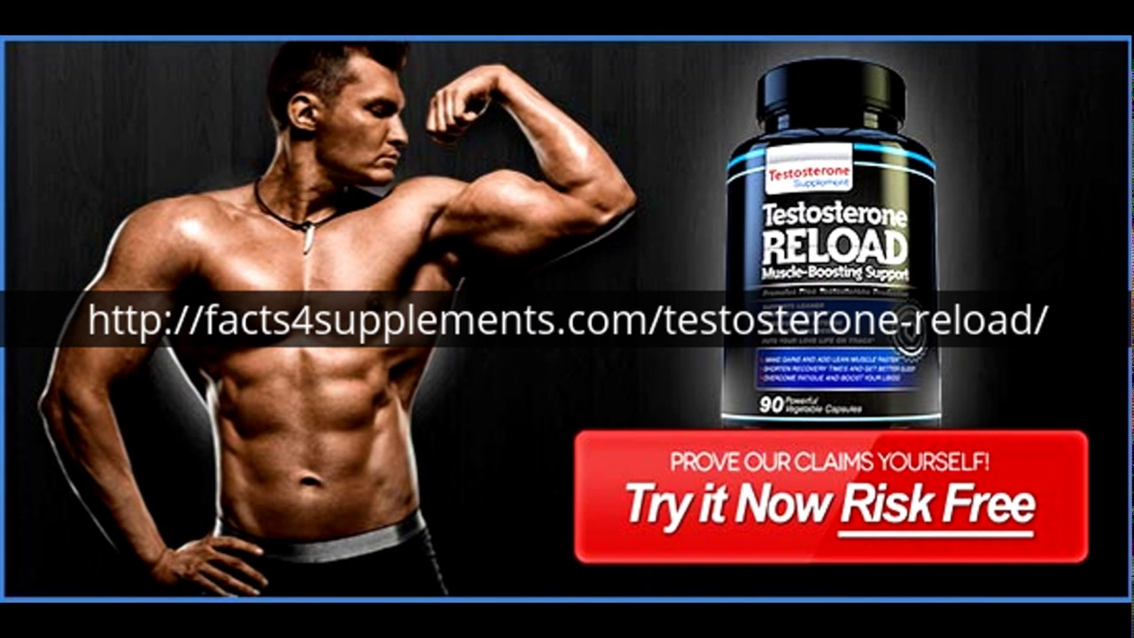 Testosterone Reload Review Youtube