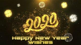 Happy New Year 2020 Wishes Status happy new year 2020 Wishes