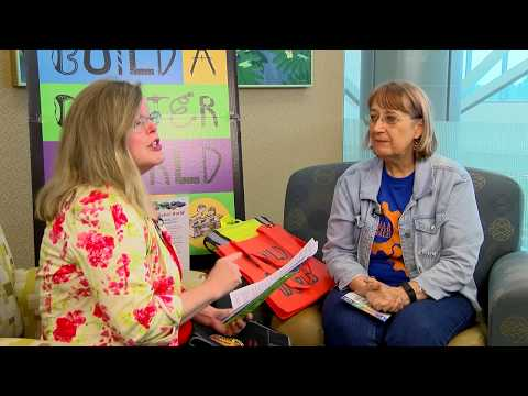 Interview:  Summer Reading Program 2017