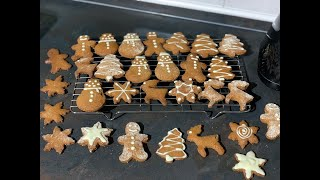 Gingerbread Shapes