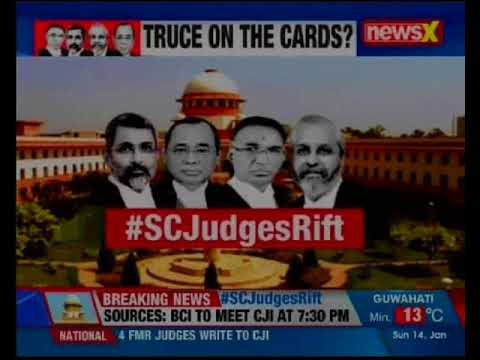 Bar Council of India to meet Chief Justice of India at 7:30 PM, today: Sources