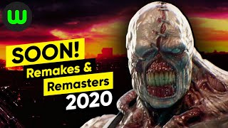 15 Upcoming Remakes & Remasters of 2020