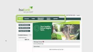 HSA Bank Member Website: Introduction to Health Savings Accounts (HSAs)