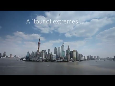 """With all the senses: a """"tour of extremes"""" through Shanghai  - EN"""