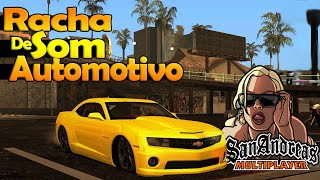 Racha de Som Automotivo - GTA San Andreas MTA #8