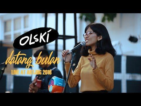 OLSKI - DATANG BULAN // LIVE AT ART JOG 2018