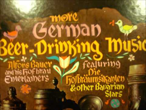 More German Beer-Drinking Music - 15 Zwiefache - Fritz And Xaver Stoiber, Trumpet And Accordion