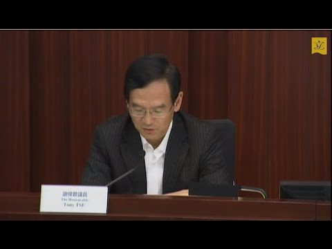Special meeting of Panel on Development (Pt 4) (2012/12/08)