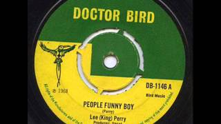 LEE (KING) PERRY - People Funny Boy
