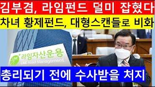 [고영신TV]김부겸 일가와 라임간 검은거래 의혹, 투자회사에 14억 정부지원금(출연: 이진곤 전국민일보주필)