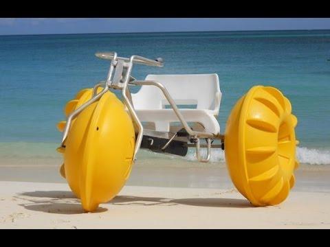 Melia - Nassau Beach, Bahamas (Water Bike)