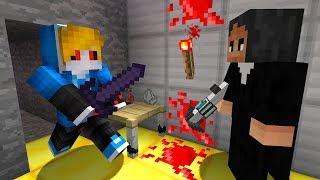 Сокровища Вампира Выживание в Майнкрафт - Сериал про вампиров Мод Видео Девушка MINECRAFT