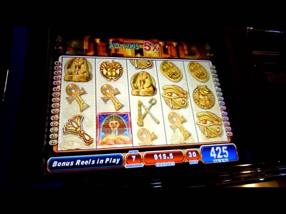 The Great Egypt Slot Machine