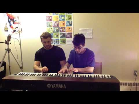 Linkin Park - Numb Piano Duet | Frank & Zach Piano Duets