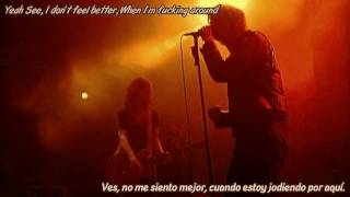 The Strokes - Heart in a Cage [Subs Español] [at Les Eurockeennes Festival] [HD]