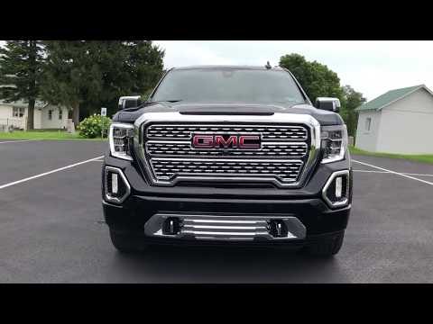 First Full Review By Owner *New Redesigned 2019 GMC Sierra 1500 Denali 500Miles Watch Before You Buy