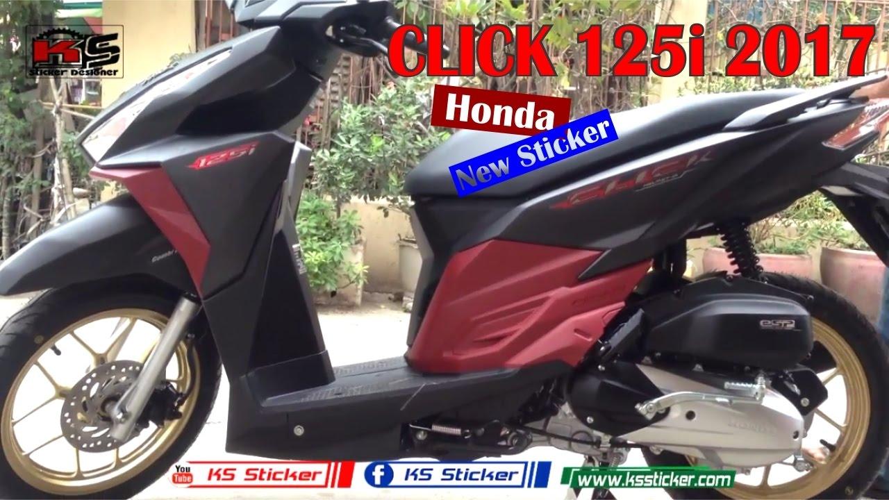big sale e2900 8ab29 HONDA Click 125i 2017 New Original