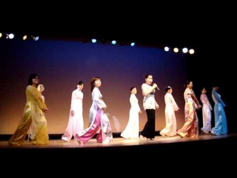 Em trong mắt tôi-Vietnamese students Bukkyo 2009