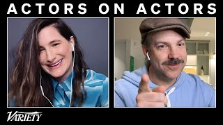 Jason Sudeikis & Kathryn Hahn on Being 'Ted Lasso' and the Magic of 'WandaVision' | Actors on Actors