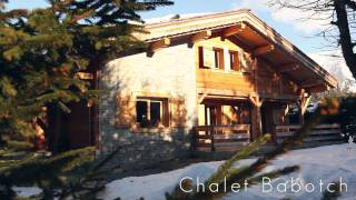 Chalet Babotch - Megève - Eden Luxury Homes
