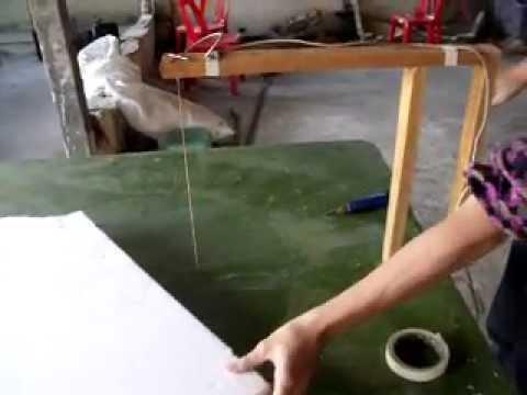 DIY ทำเครื่องตัดโฟม By Nong&Nick