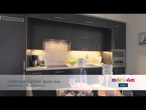 Hullmark Centre - Short Term Furnished Rentals in North York - 1bd
