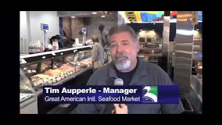 Studio RPV Interview - Great American International Seafood Market