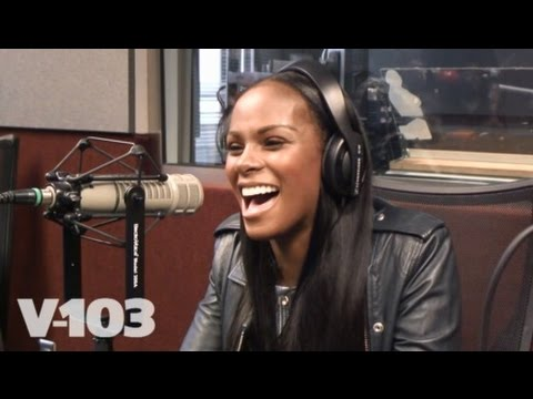 Tika Sumpter Spills Baby   New Movie Portraying Michelle Obama: The RCMS w Wanda Smith