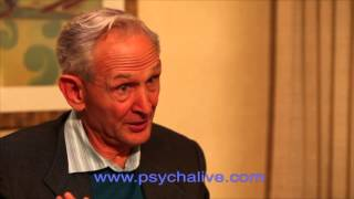 Dr. Peter Levine on working through a personal traumatic experience