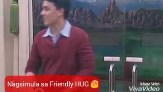 MAYWARD - 1ST and LAST HUG sa PT?