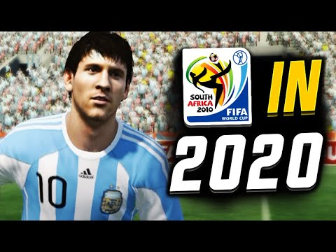 2010 World Cup South Africa but it's in 2020...